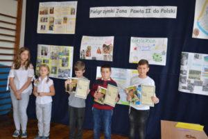 Tydzień Papieski w naszej szkole